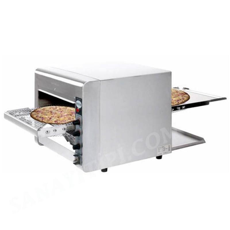 Konveyörlü Pizza Fırını